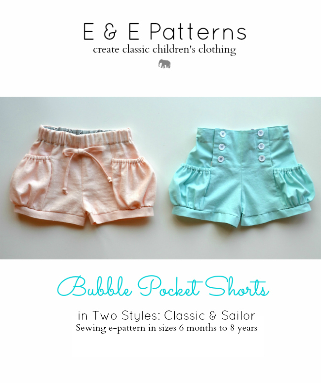 Bubble Shorts cover page
