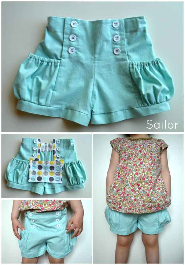 sailor Collage