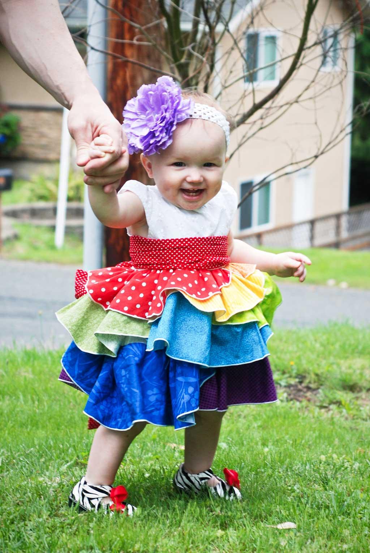 Kenzie\u0027s Party Dress \u0026 Skirt! | Everything Your Mama Made \u0026 More