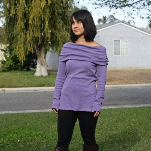 Womens Off The Shoulder Top & Tunic (XS-5X)