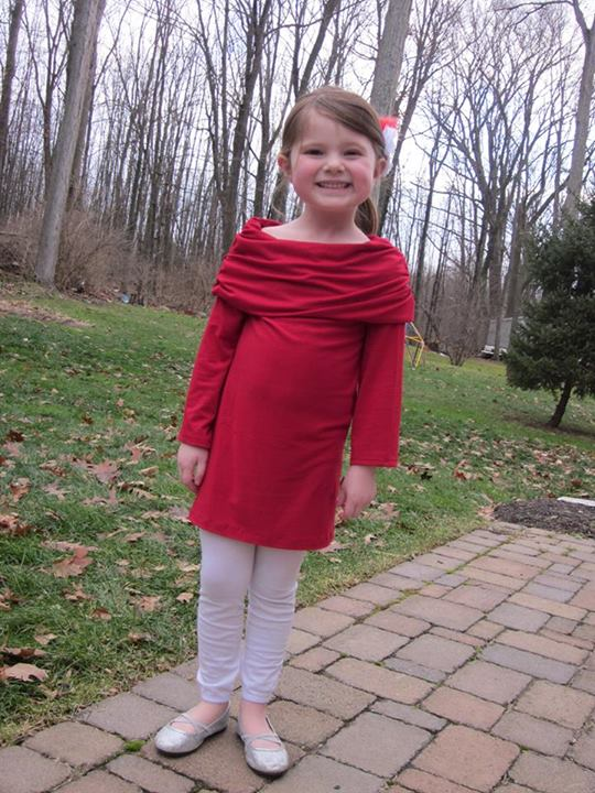 Off The Shoulder Top Amp Tunic For Girls Nb 18 Tween
