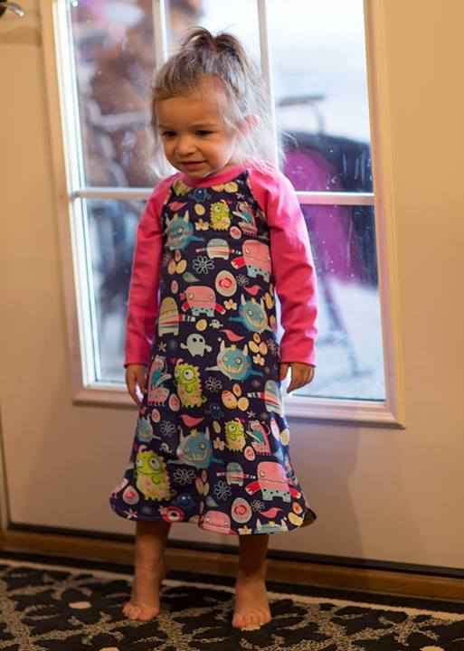 Riley S Nightgown Amp Sleep Shirt Newborn 18 Tween