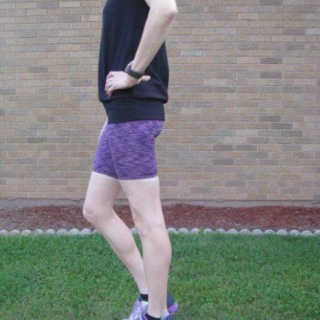 Bike Shorts Misses EYMM Get Moving Leggings
