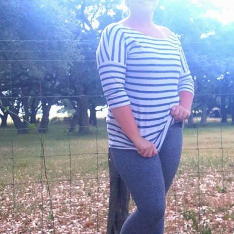 Full Length Misses EYMM Get Moving Leggings