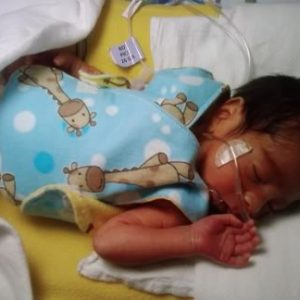 FREE NICU Friendly Smocks (Micro Preemie-Newborn)