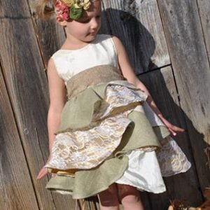 Kenzie's Party Dress & Skirt (5-18 Tween)