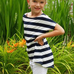Carlie's Dolman Top (12m-20 Tween)