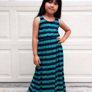 Girl's California Dresses & Peplum Top (Newborn-18 Tween)