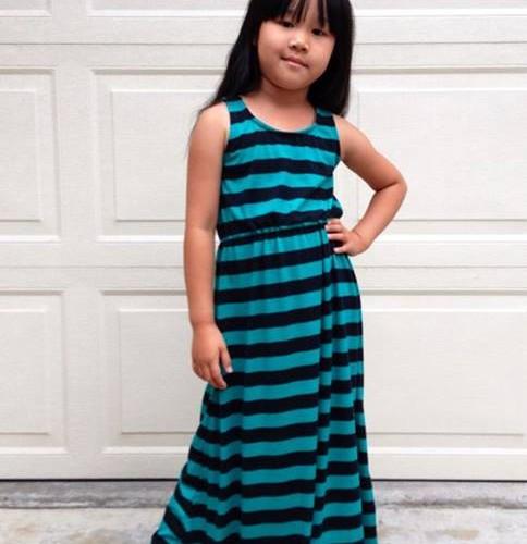 California Dress Pattern #EYMM #DIY