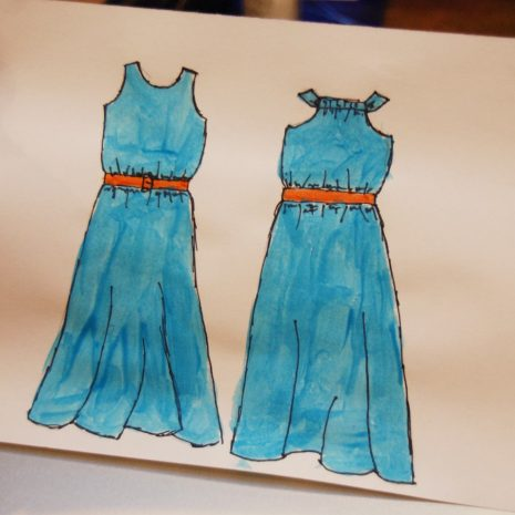 California Maxi Dress Pattern #EYMM #DIY
