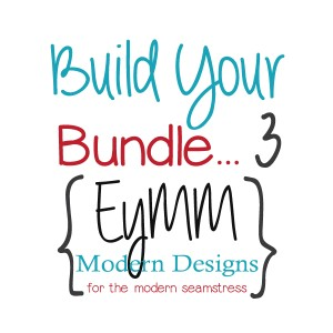 Build Your Bundle – 3 Patterns
