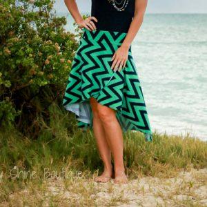 Women's Calla Lily Skirt (XS-5X)