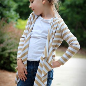 Girl's Four Seasons Cardigan & Duster (Newborn-18 Tween)
