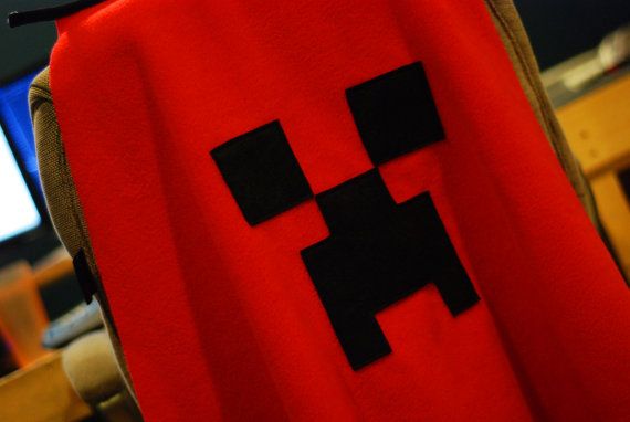 #eymm minecraft creeper applique #diy