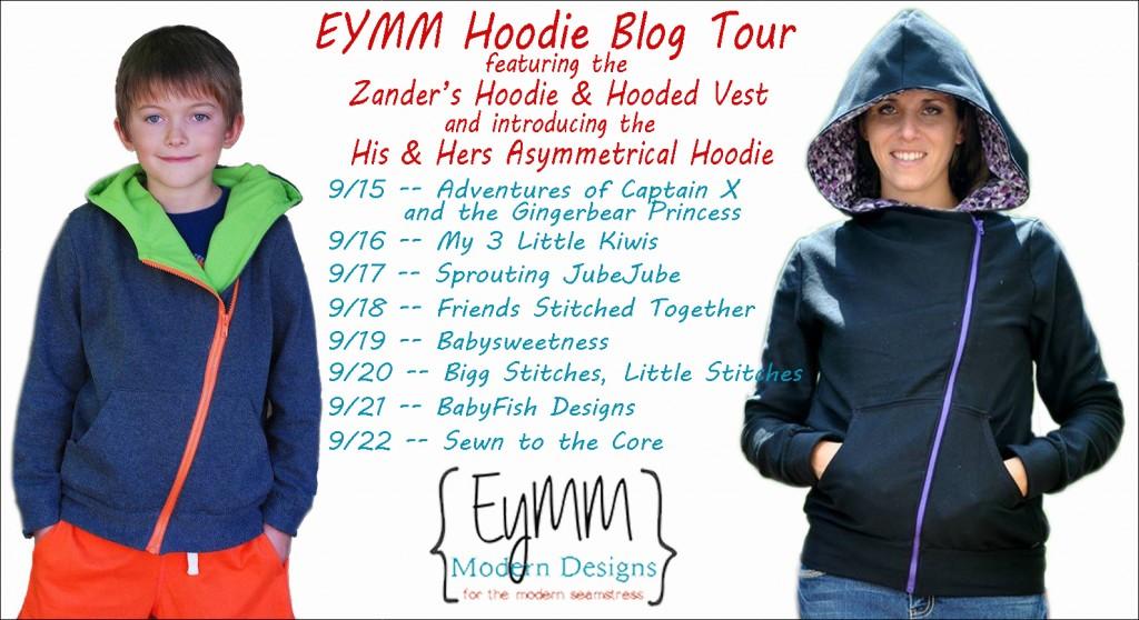 hoodie blog tour