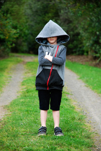 hoodie day 1 - Gingerbear