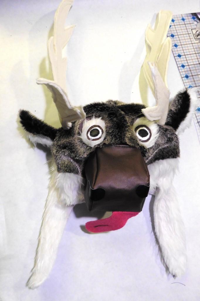 reindeer tutorial 10