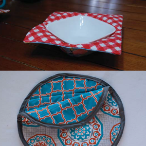 Bowl Cozy & Tortilla Warmer