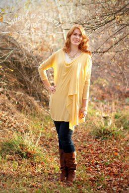 Knock It Off: Four Seasons Cardigan Inspired By $1,295 Donna Karan Wrap Cardigan