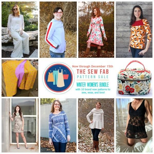 Winter Women's Sew Fab Bundle