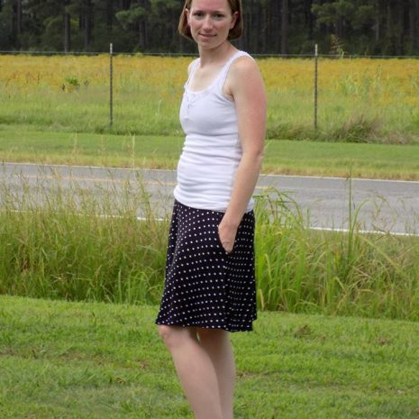 #EYMM Capsule Skirt