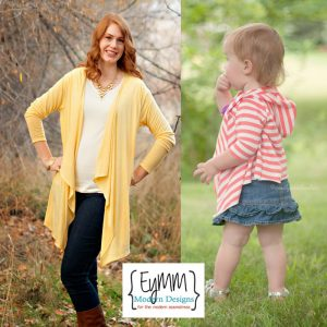 Women & Girls Four Seasons Cardigan & Duster NB-5X BUNDLE