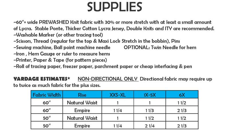 Supplies EYMM Timeless Skirt XXS-6X www.eymm.com