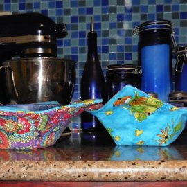 Gifts to Sew: Bowl Cozies