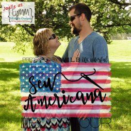 Sew Americana Tour 2018